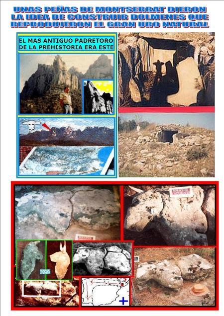 montserrat cuna de los dolmenes